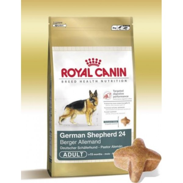 2 X Royal Canin German Shepherd 12 Kg